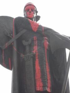 Thorfinn Karlsefni Statue